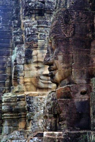Siem Reap in Cambogia.