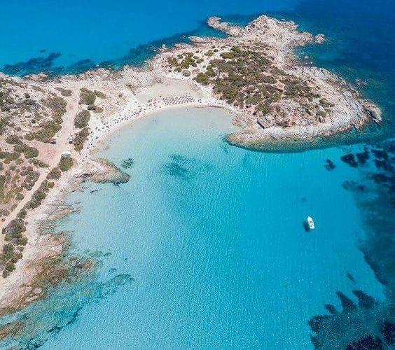 Holidays in Italy, Villasimius, Sardinia.