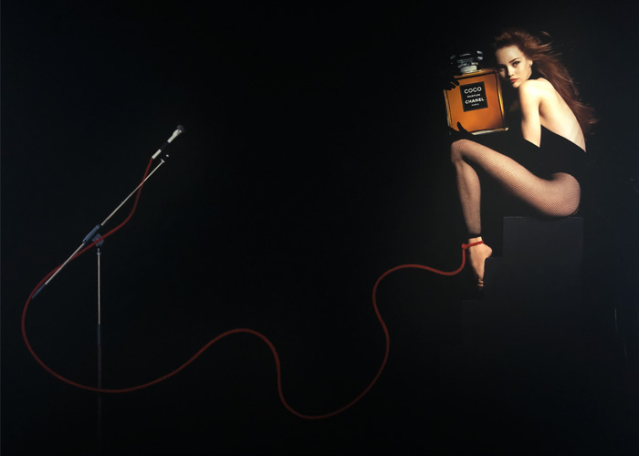 Chanel presenta In Goude we trust una mostra di Jean Paul Goude.
