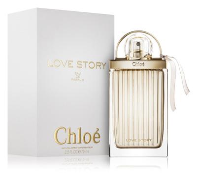 Perfetto profumo per Capodanno Love Story by Chloé.