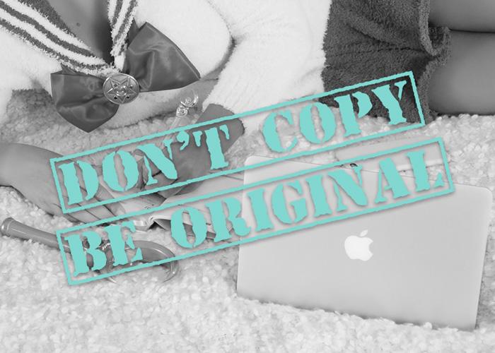 Cosa fare quando ti copiano un contenuto su internet - What to do when they copy content to you on internet.