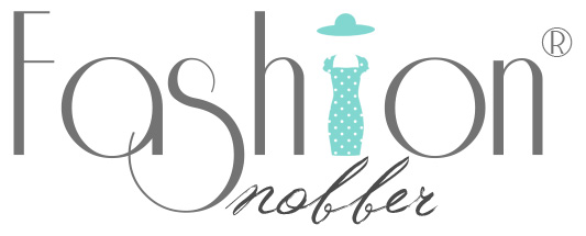Logo Fashion Snobber blog.