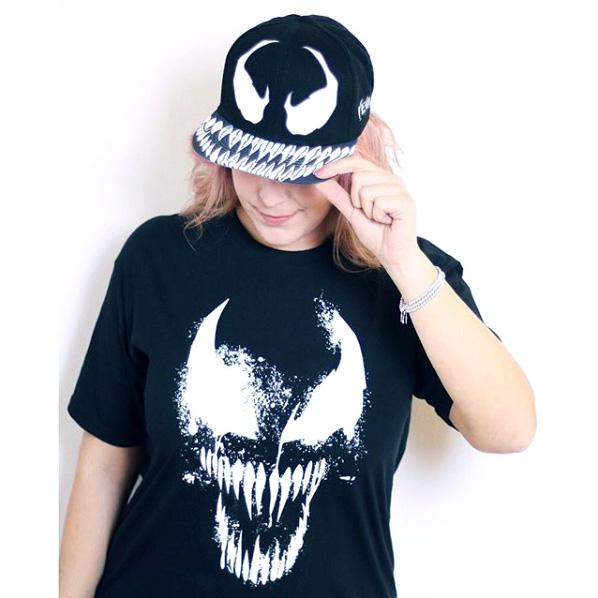 Venom style.