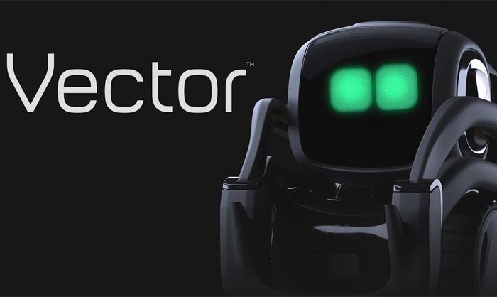 Vector robot.