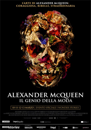 Documentario sullo stilista Alexander McQueen.