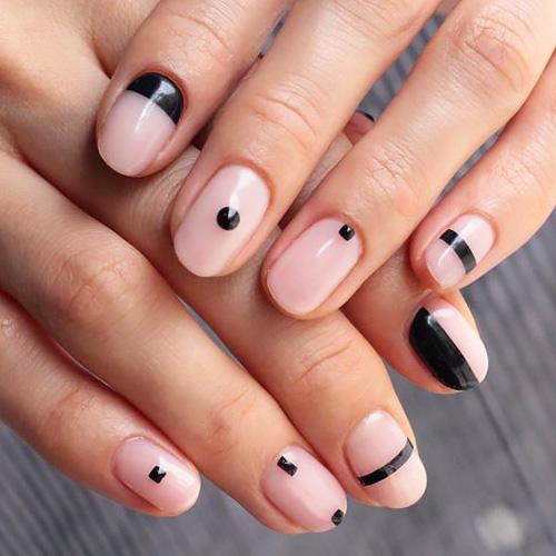 Minimal manicure.