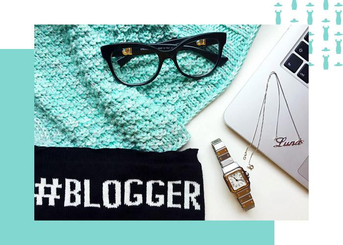 Servizi web: consulenza blogger personalizzata.