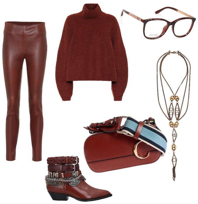 Idea outfit western style.