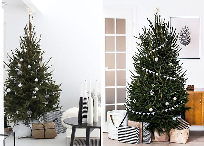 Minimal Christmas tree.