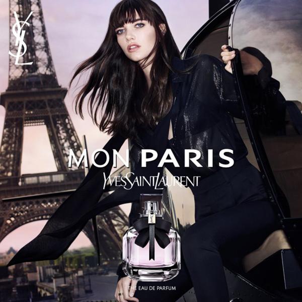Profumo Mon Paris di YSL.