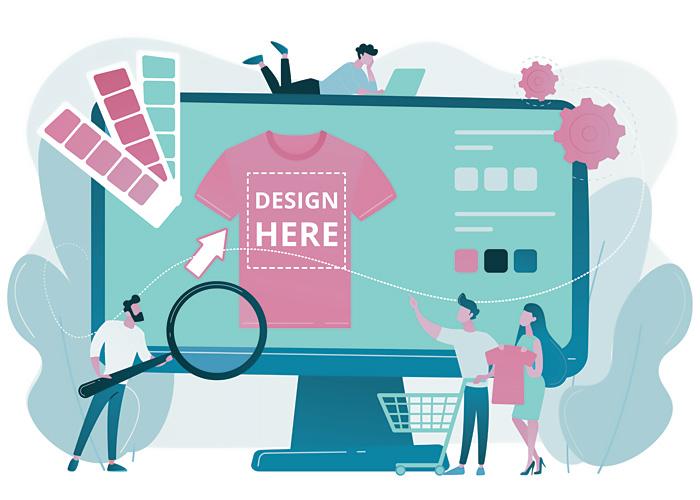 5 motivi per scegliere un servizio di Print on demand.