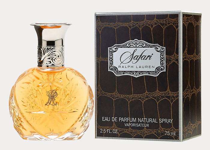 Eau de Parfum Safari by Ralph Lauren.