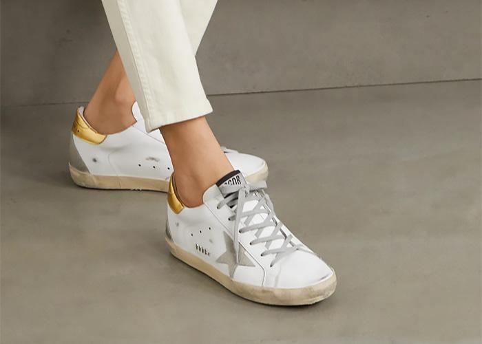 Sneakers Golden Goose Superstar.